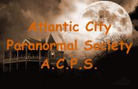 Non-Profit Donations To The Atlantic City Paranormal Society (A.C.P.S.) – ACPS is a Non-Profit Organization, Donate to ACPS